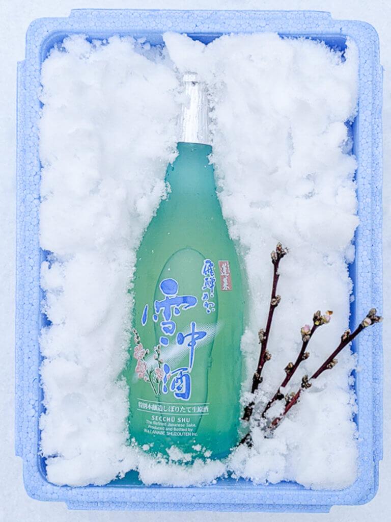 雪中酒1本入り 4,000円